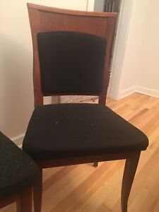(4) Dining Room Chairs