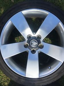 19 INCH HOLDEN VE SS-V WHEELS Deniliquin Murray Area Preview