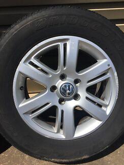 Volkswagen amarok wheels