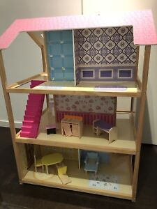 Doll house like new,  just $ 10 . Pickup.