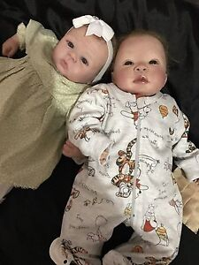 Reborn babies Lifelike Baby Doll so real Docklands Melbourne City Preview