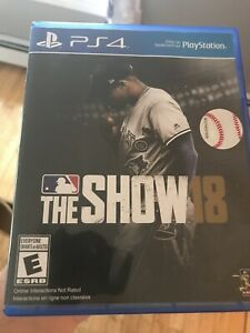 MLB the Show 18 for PS4