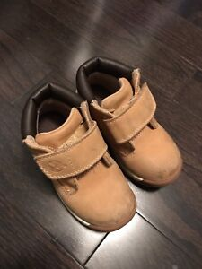 Timberland toddler size 7 boots