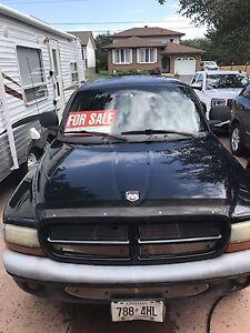 2000 Dodge Dakota Quad Cab sport
