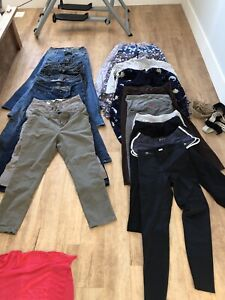 Assortment size small clothes