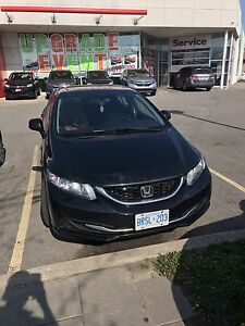 2013 Honda Civic Ex    (text or email )