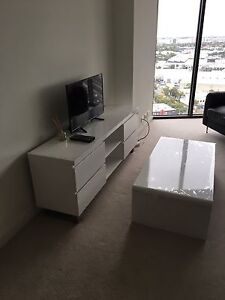 TV unit Docklands Melbourne City Preview