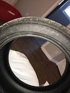 Winter tire / pneus d'hivers