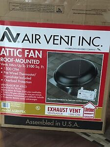 Roof Air Vent