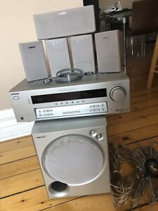 Sony STR-K750P receiver/ampli AM/FM stereo 5.1 channel