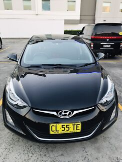 Uber( ola, Taxify )registered car Hyundai elentra for rent.. Rockdale Rockdale Area Preview