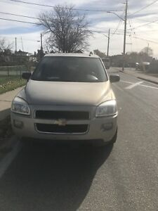 2009 Chevy Uplander nice and clean vehicle old lady driving