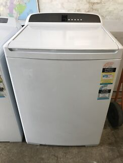 Pwt02 second hand washing machine fisher paykel brand 65kg fisher paykel 10kg washing machine fandeluxe Images