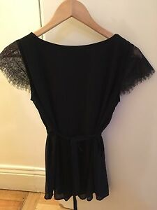 Ripe dressy maternity top size s Yarraville Maribyrnong Area Preview