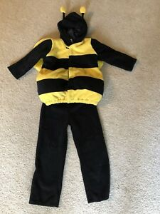 4T/5T Bumblebee Costume