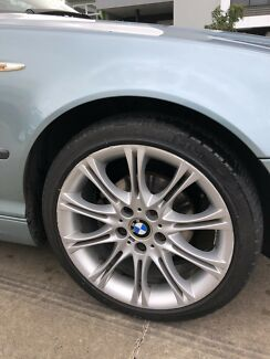"Bmw wheels msport 18"". Cronulla Sutherland Area Preview"