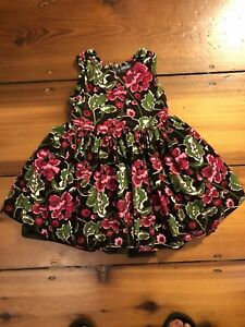 Corduroy dress size 2T