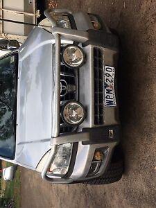 Toyota Prado GXL 2005 4 litre V6 Duel fuel Boneo Mornington Peninsula Preview