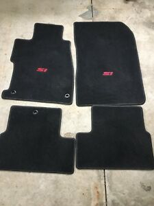 2012-2015 Honda Civic Si floor mats