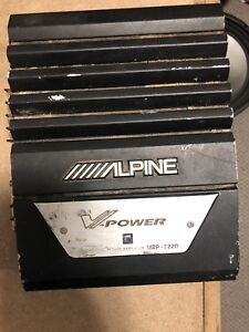 Alpine v power Mrp t220