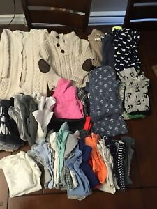 Boys clothing (EUC)