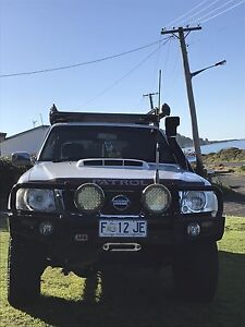 2006 GU PATROL 4.2TDI 180RWKW Penguin Central Coast Preview