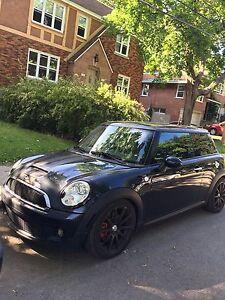 Mini Cooper S 2008 - 8 pneus
