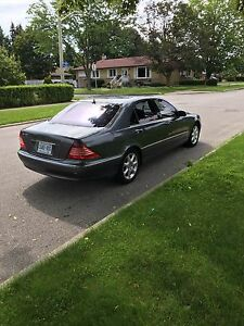 Mercedes s 430 4 matic awd 2005