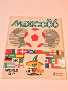 World Cup Mexico Complete Album