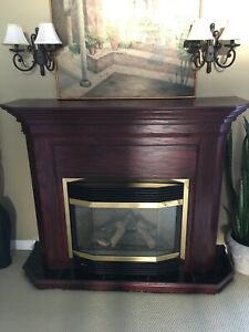 Regency Propane Fireplace