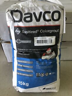 Davco Grout 15kg bag Gungahlin Gungahlin Area Preview