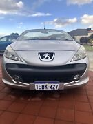 PEUGEOT 207cc Silver Automatic Convertible 2009 Darch Wanneroo Area Preview