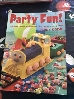 Party Fun kids party book
