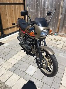 Kawasaki GPZ550 for sale REDUCED