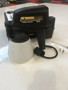 Wagner paint sprayer for sale