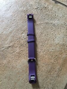 Purple band for a Fitbit Alta