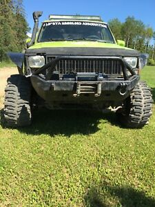 1994 Jeep xj mud bogger