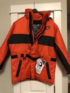 Nautilaus floater jacket