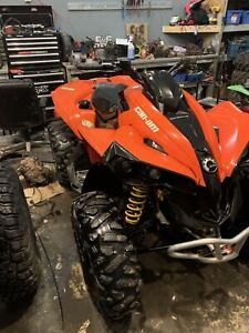 2014 can am renegade 800 financing available