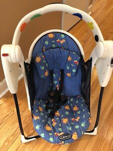 Travel Graco Infant Swing