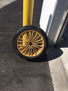 "17"" RTX Rims and tires"