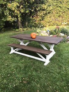 • • Harvest Tables • •   Made to Order