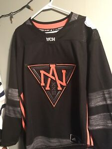Brand New Authentic North America Jersey