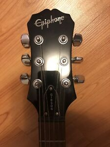 Epiphone gibson electric guitar