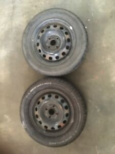 2 MICHELIN TIRES FOR SALE