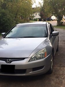 2003 Honda accord 6Speed