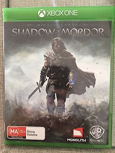 Xbox one - Shadow of Mordor Meadowbank Ryde Area Preview