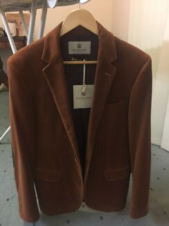 Westbourne Brown Suede Jacket