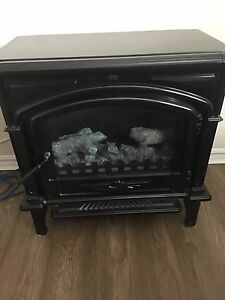 Electric fireplace (no heat)