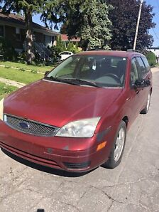 Ford focus 2005 ,113000 km ,automatic